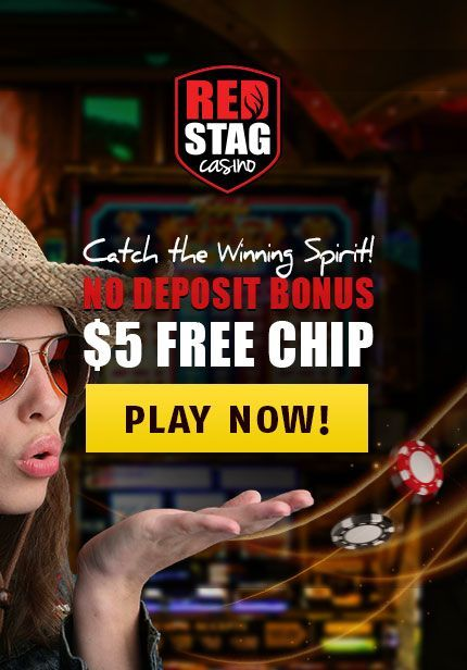 Take a Free $7 Red Stag Bonus to Enjoy Great New Slot