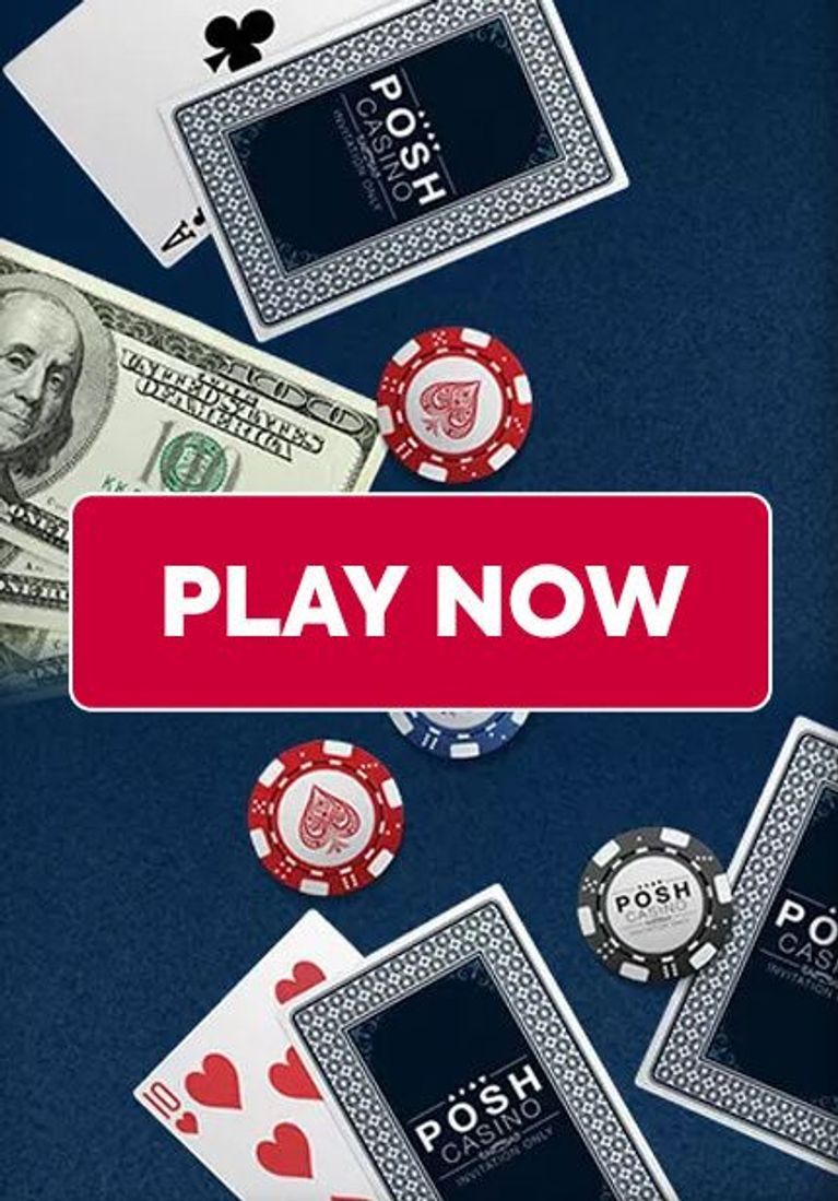 Posh Casino No Deposit Bonus Codes