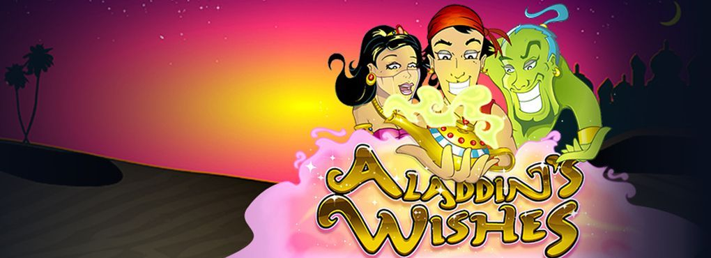Aladdin's Wishes Mobile Slots