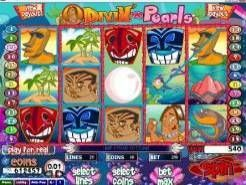 Divin' for Pearls Slots