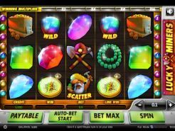 Lucky Miners Slots
