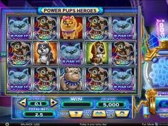 Power Pups Heroes Slots