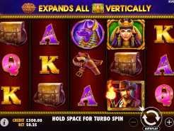 John Hunter and the Tomb of the Scarab Queen Slots