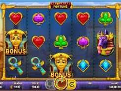 Cleopatra's Fortune Slots