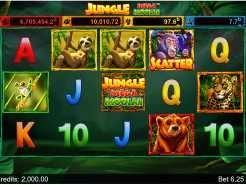 Jungle Mega Moolah Slots