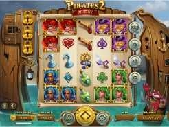Pirates 2 Mutiny Slots
